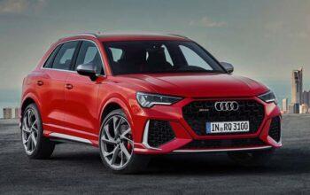 Audi модель RS Q3. Обзор и отзывы