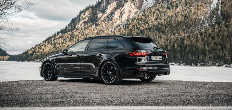 Audi RS4 – комфорт и спортивность