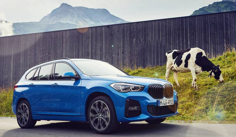 BMW покажет в Лос-Анджелесе две своих новинки
