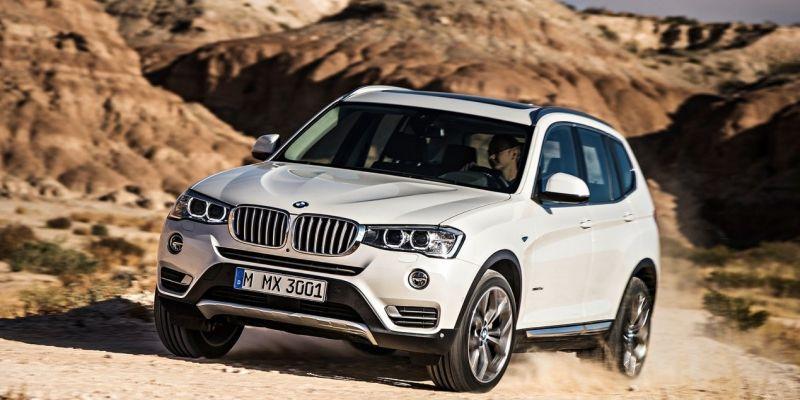 BMW X3 Limited Sport Edition. Обзор и отзывы