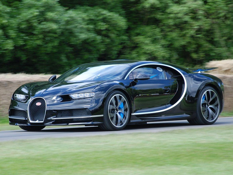 Bugatti Veyron и его версии