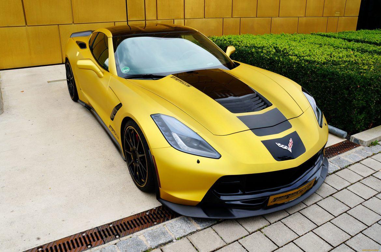 Chevrolet Corvette. Обзор и отзывы