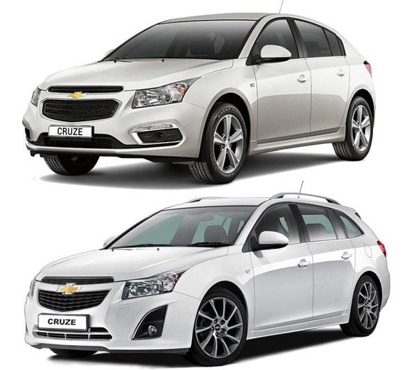 Chevrolet Cruze: только вперёд
