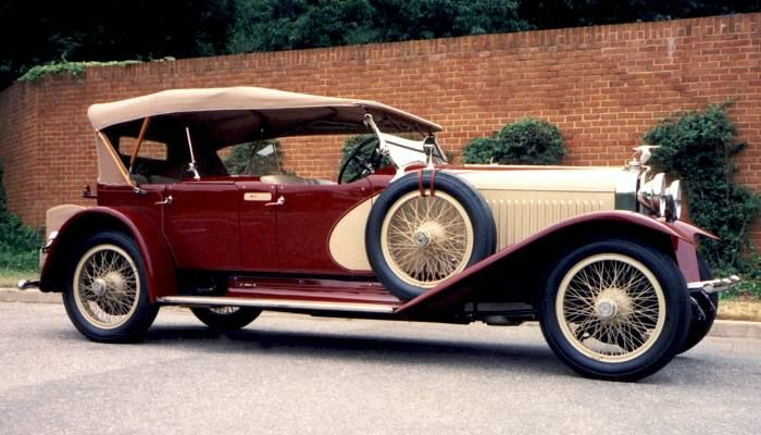 Hispano-Suiza H6 mwb 1924 года