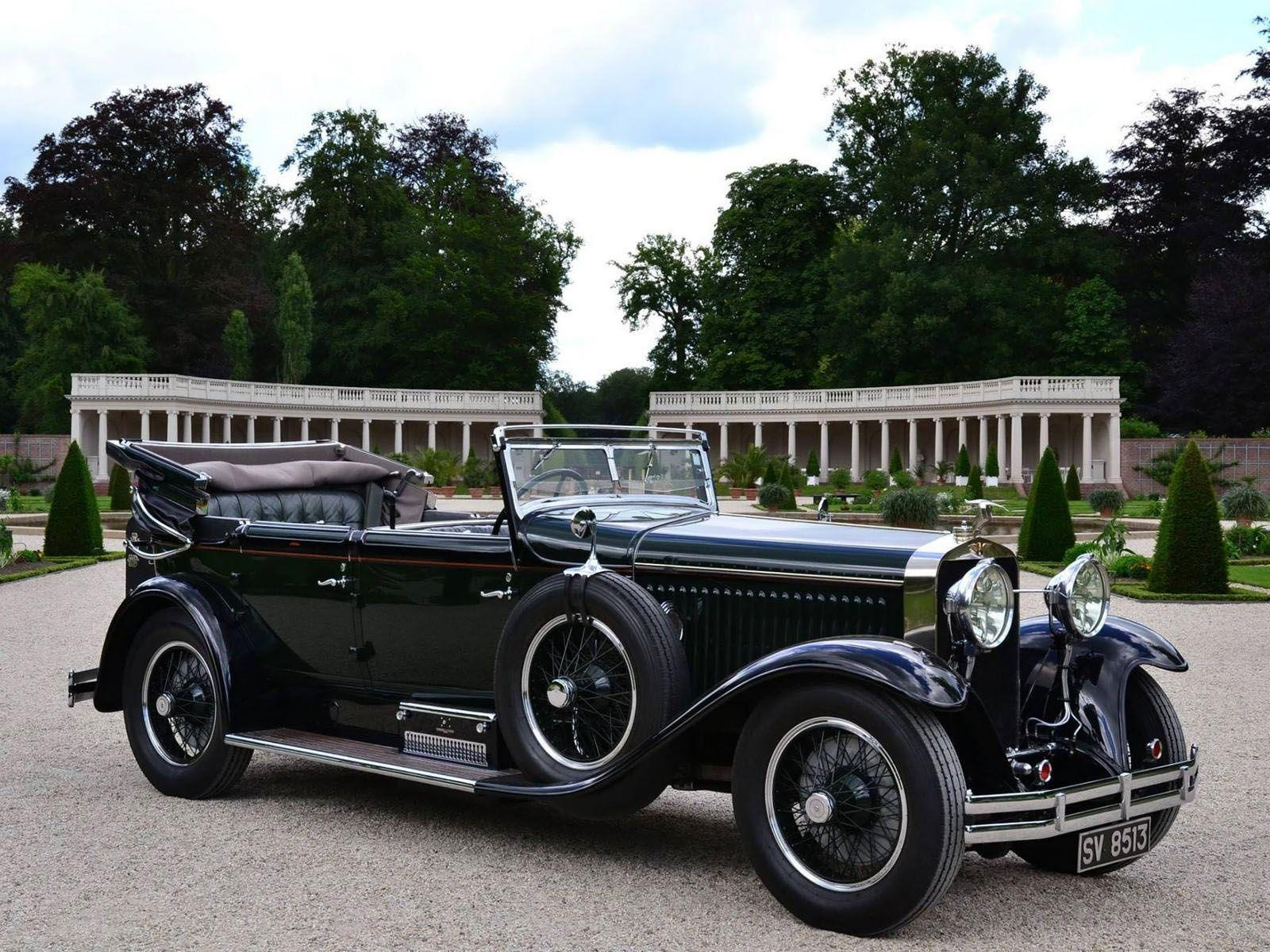 Hispano Suiza H6B Cabriolet 1919 года