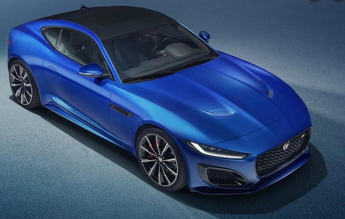 Jaguar наконец-то представил свой F-Type