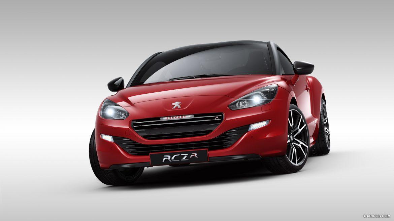 Peugeot привезет в Гудвуд купе RCZ R