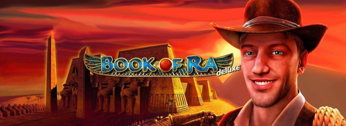 Игровой автомат Gaminator Book of Ra Deluxe от Вулкан Казино