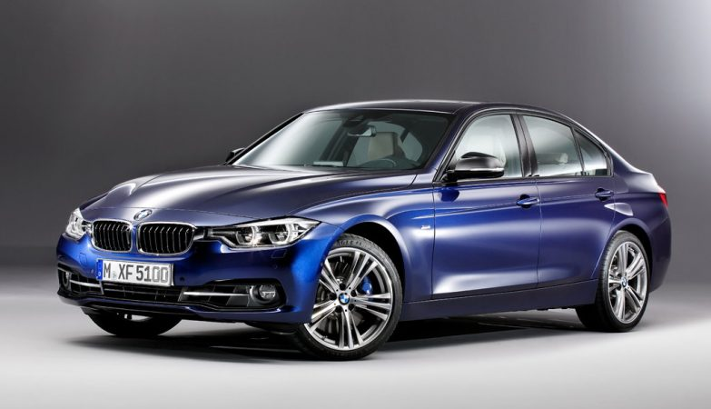 BMW 3-й серии (F30)