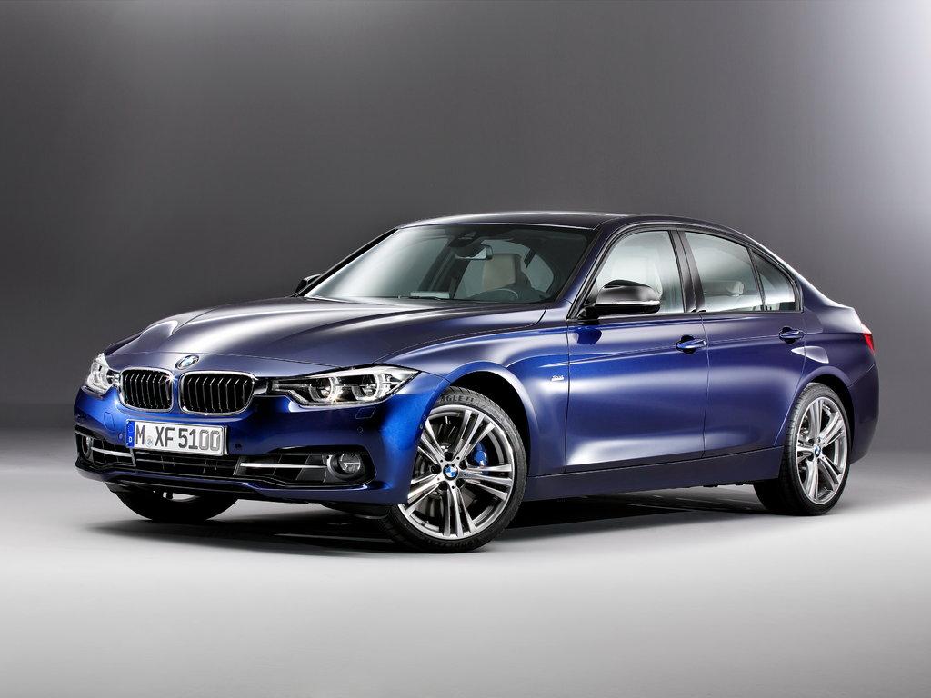 Новый BMW 3-й серии (F30) прибыл для тестирования