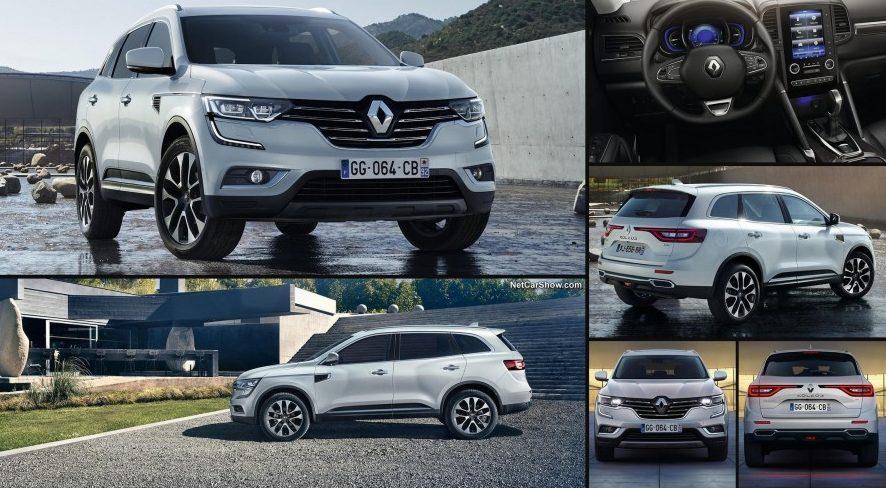 Мощный и изысканный Renault Koleos