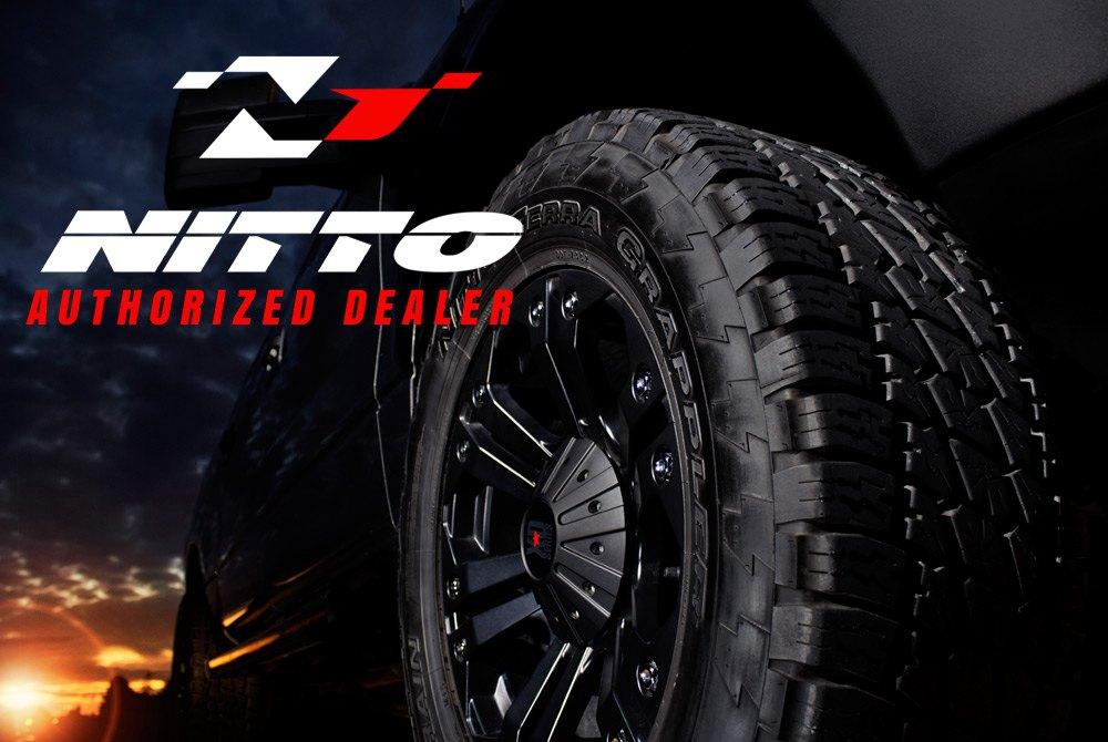 Шины NITTO: отличная «обувь» для вашего авто