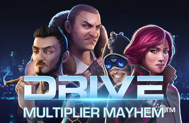 Новый релиз для любителей скорости и адреналина — Drive: Multiplier