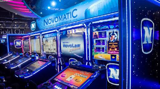 Sol Cazino и популярные игровые автоматы Novomatic онлайн