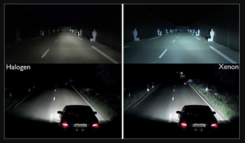 ксеноновые лампочки влияют на безопасность на дороге