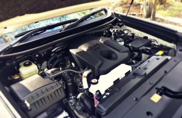 Автомобиль Land Cruiser Prado или подробнее о слабом двигателе