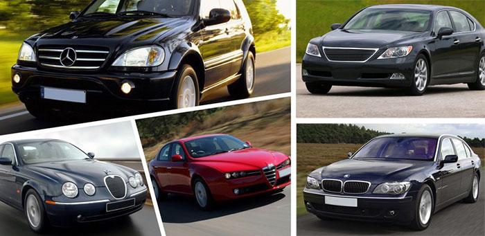 Стоит ли покупать подержанный автомобиль премиум-класса? Считаем затраты!