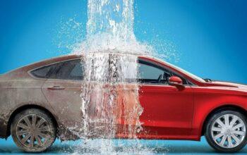 Зачем нужно мыть машину. Фото