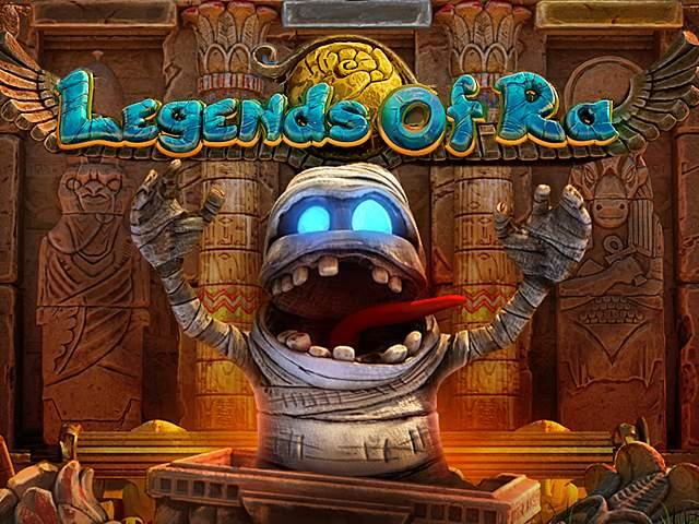 Игра  Legends of Ra от казино Вулкан. Обзор и отзывы