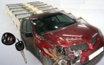 Как быстро продать разбитый автомобиль