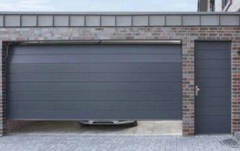 Секционные гаражные ворота серии Classic