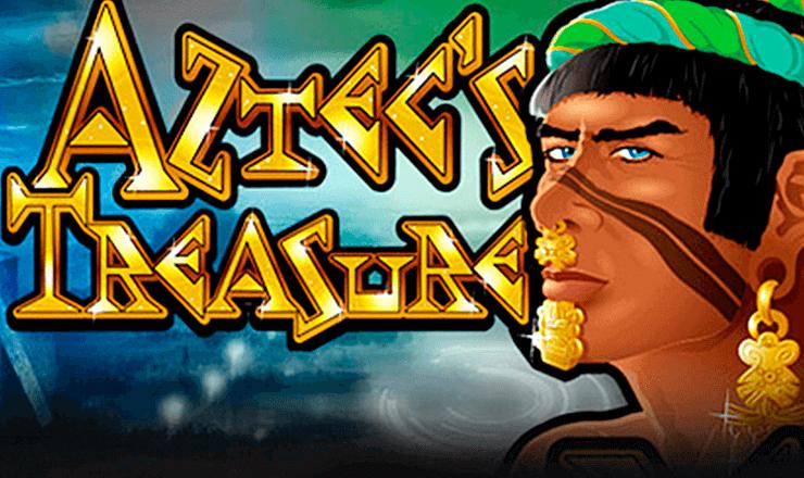 Игровой автомат Aztec Treasure.