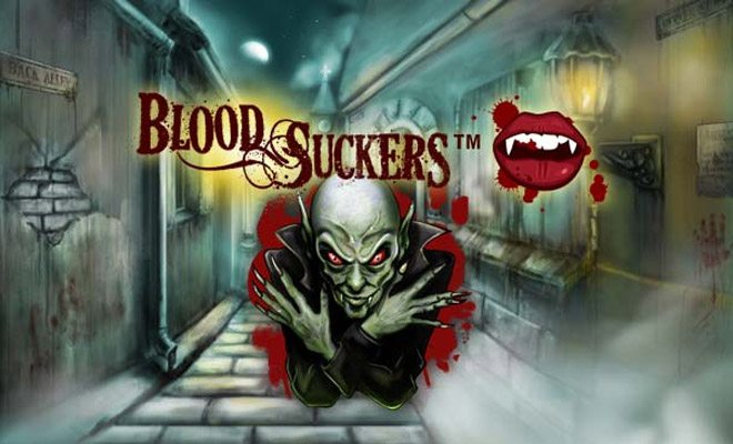 Blood Suckers — игровой автомат с вампирами