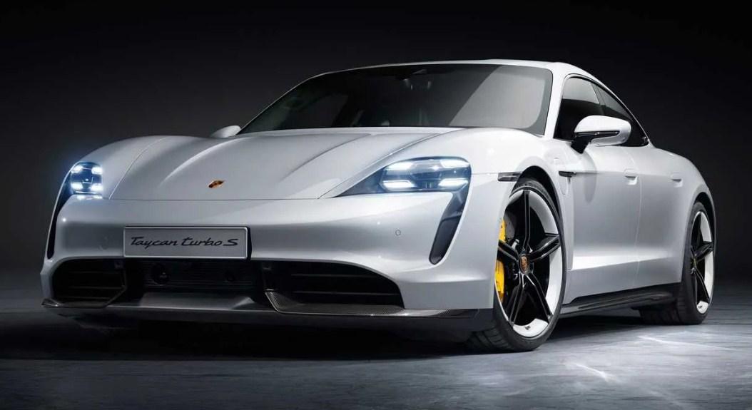 Все об электрическом Porsche Taycan: цены, ассортимент, технические данные