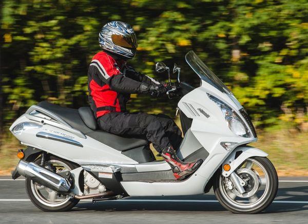 Цены на аренду скутеров и условия проката