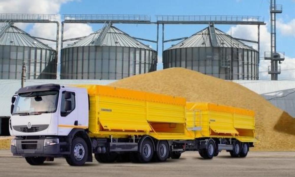 Безопасная перевозка зерна