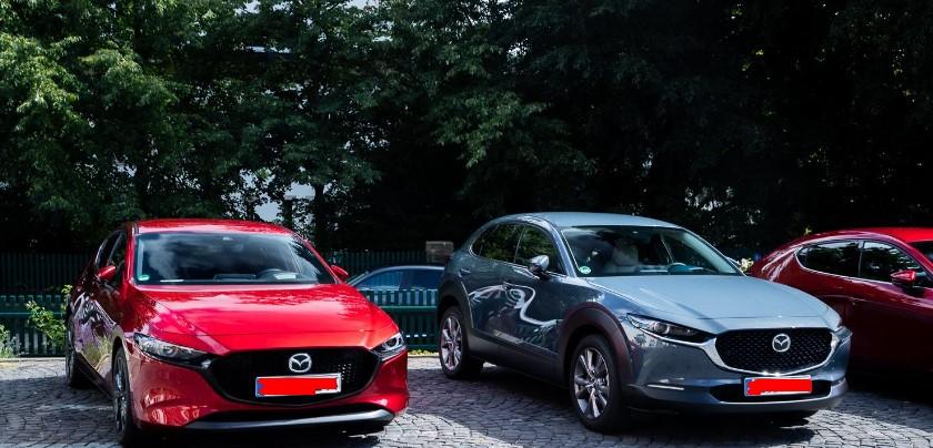 Mazda CX-30 – далеко ли «яблочко укатилось от яблоньки»?