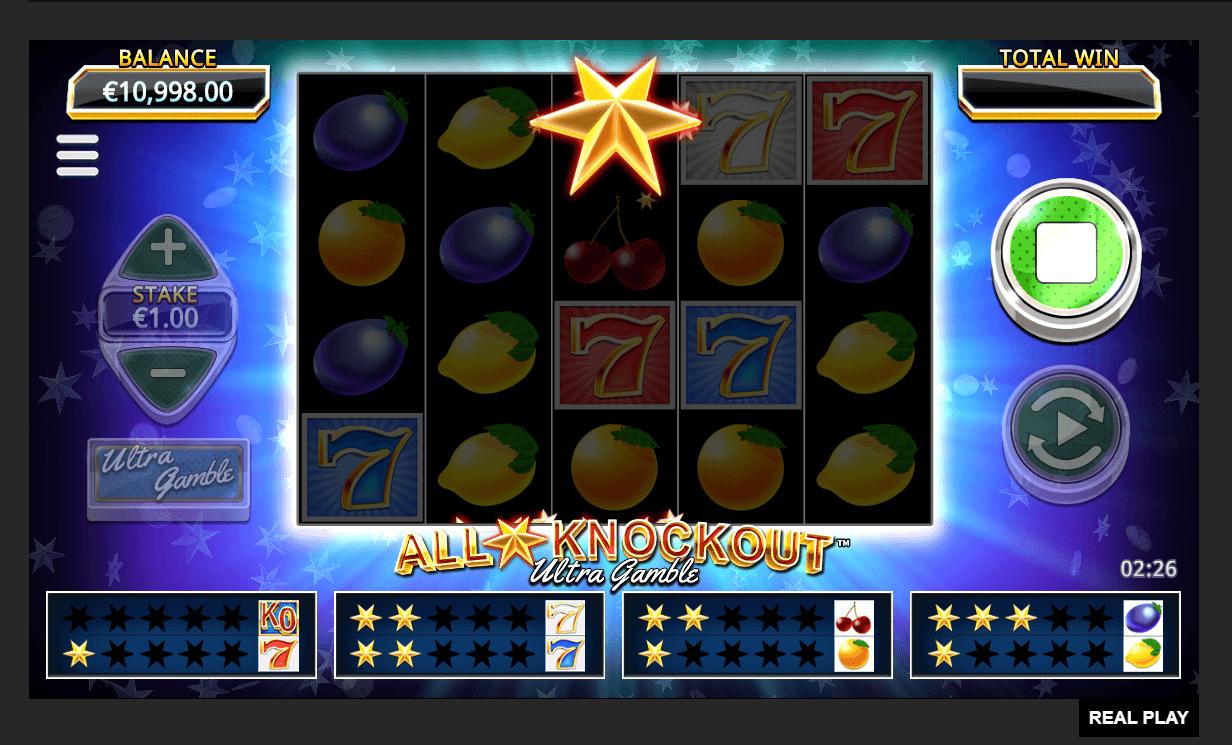 демоверсия игры all stars knockout ultra damage
