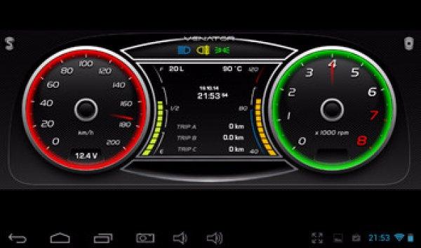 улучшить приборную панель в своем автомобиле