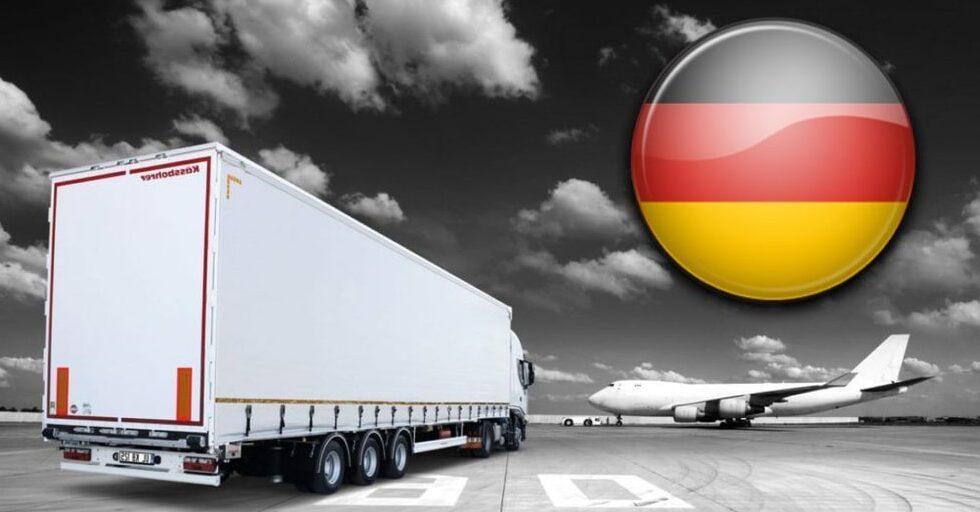 Доставка грузов из Германии с компаниейIskema — выгодно, быстро, безопасно