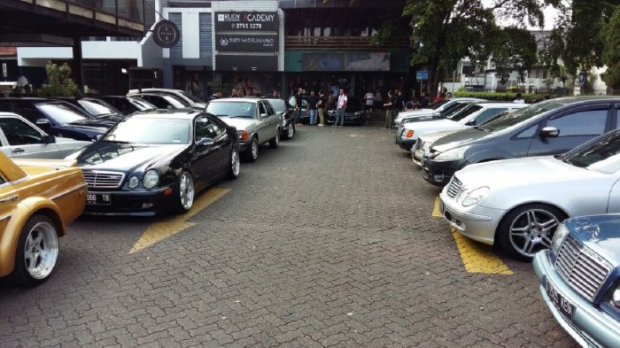Ваш Mercedes-Benz найдет собственное парковочное место
